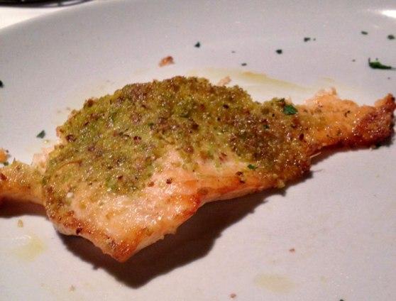 Be Bop: Libertà alimentare, ma anche no! - Fagottino di salmone con pistacchi